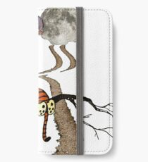 calvin hobbes  iPhone Wallet/Case/Skin