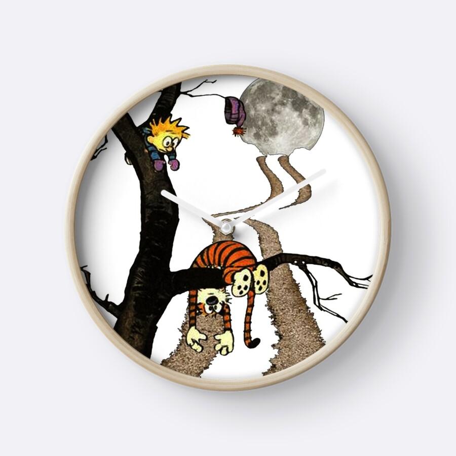 Relojes «calvin hobbes» de Jeanneford | Redbubble