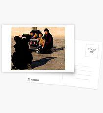 Happy Haradi Family Postcards