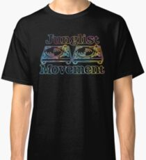 Junglist Movement - Tye Dye Sketch Classic T-Shirt