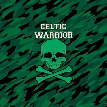 Celtic Warrior by SquareGoTshirts