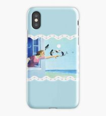 desire to follow the flock iPhone Case/Skin