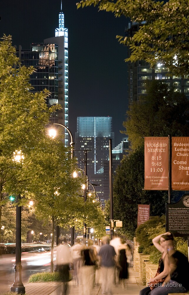 Peachtree Life by Scott Moore