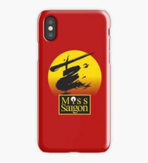 Miss Saigon iPhone Case/Skin