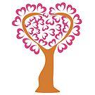 A hearts Tree by ikshvaku