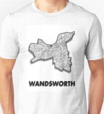 Wandsworth - London Boroughs Unisex T-Shirt