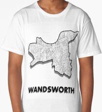 Wandsworth - London Boroughs Long T-Shirt