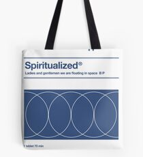Spiritualized Come Together Tote Bag