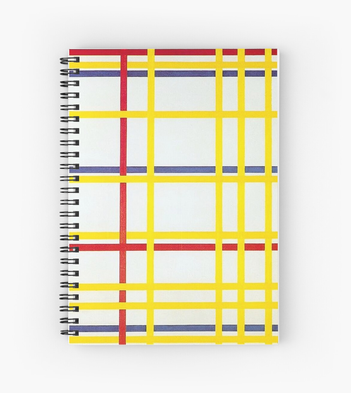 MONDRIAN, New York City I, Piet Mondrian\