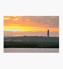 Scattery Island Photographic Print