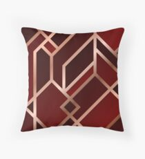 Trendy Art Deco Design Kissen