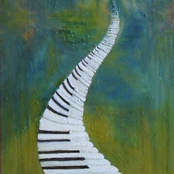 Stairway to Heaven by Racheli