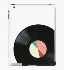 Retro Vinyl LP iPad Case/Skin