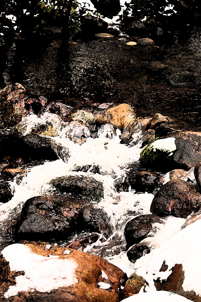 Ashland Creek by pearlguy