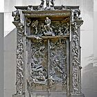 Aguste Rodin Doors by Thomas Barker-Detwiler