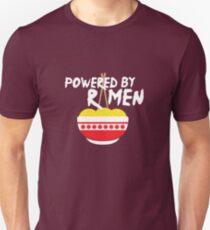powered by ramen Unisex T-Shirt
