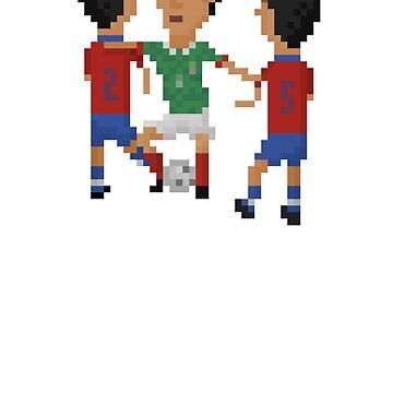 Ball hop by 8bitfootball