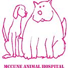 McCune Animal Hospital T Shirt by collin
