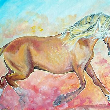 Paso Fino Stallion by jupiterjenny