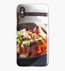 throw it all in iPhone Case