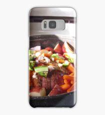 throw it all in Samsung Galaxy Case/Skin
