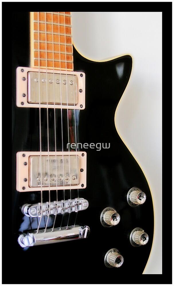 Guitar by reneegw