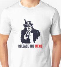 Release The Memo Unisex T-Shirt