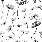Dandelion Seeds by Linda Ursin