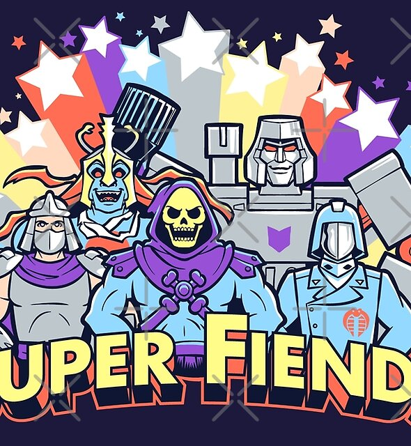 Super Fiends by harebrained