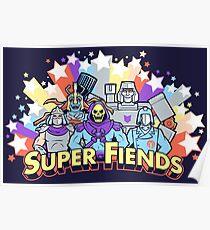 Super Fiends Poster