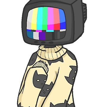 TV Head - Aesthetic by cameronbaba