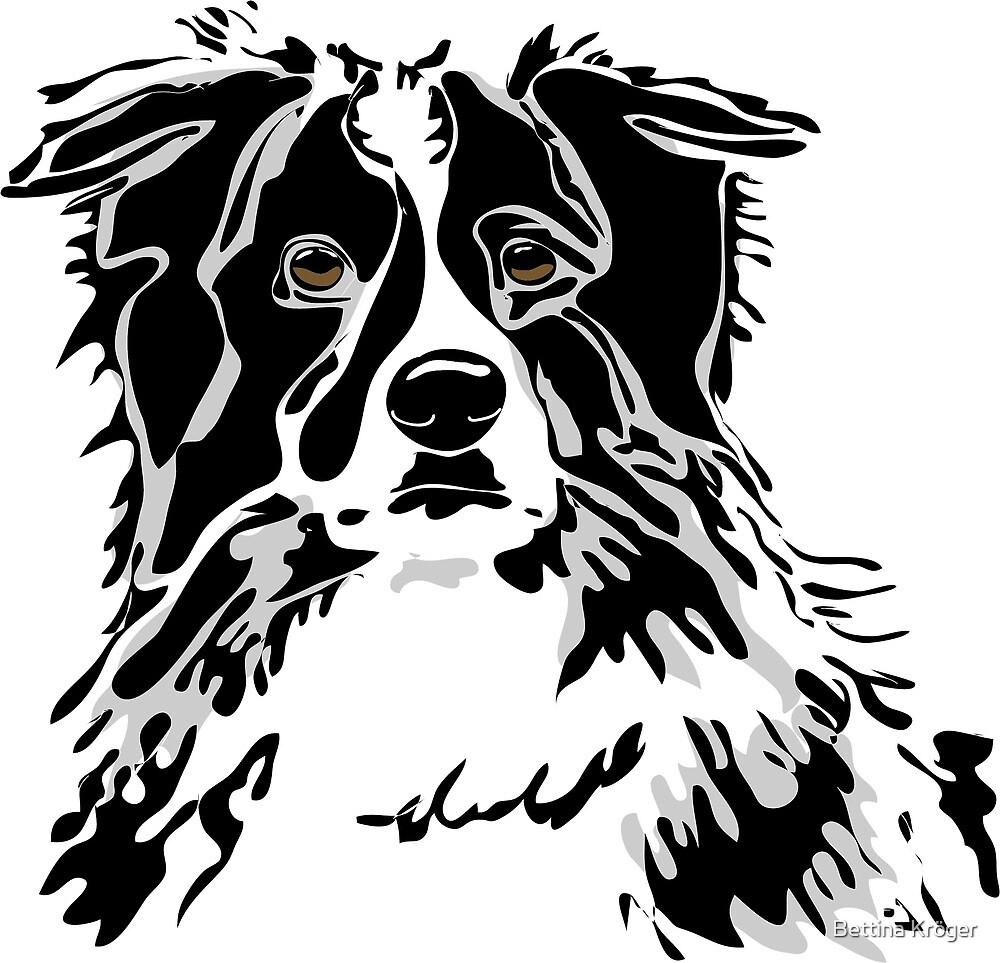 Border-Collie, ein Hund für's Leben von Bettina Kröger