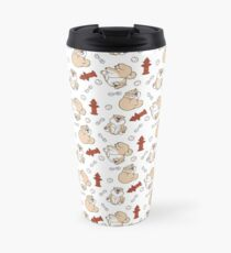 Gordon the Chow Chow Travel Mug
