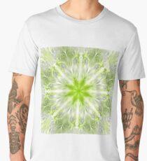 Fractal flower Men's Premium T-Shirt