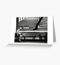 Eleanor Rigby Greeting Card