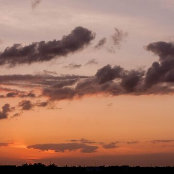 Sunset Clouds by the-chillness
