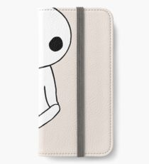 Kodama (Forest Spirit) iPhone Wallet/Case/Skin
