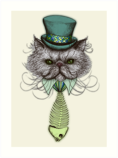 Not Your Average Cat by micklyn