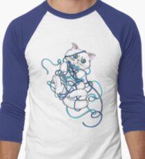 I Give Up!! Men's Baseball ¾ T-Shirt