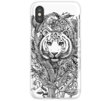 Quot Tiger Tangle In Black And White Quot By Micklyn Redbubble