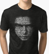 Tommy Wise Words Tri-blend T-Shirt