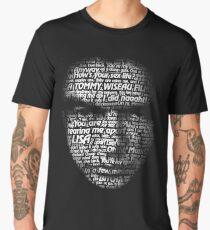 Tommy Wise Words Men's Premium T-Shirt