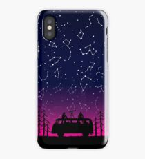 Living in a Van, Down by the Stars iPhone Case/Skin