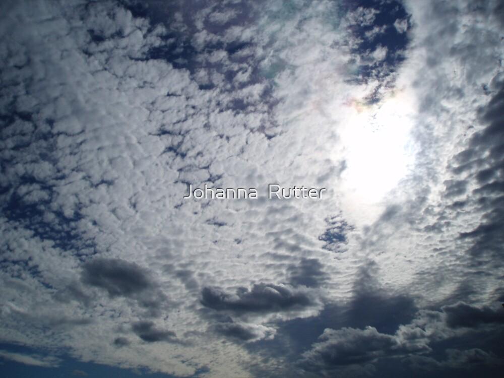 Clouds by Johanna  Rutter