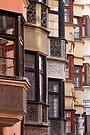 Urban Views I by Walter Quirtmair