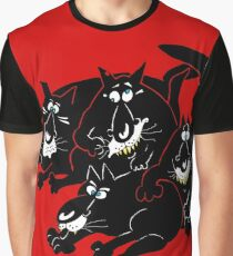 5 In a Bunch Graphic T-Shirt