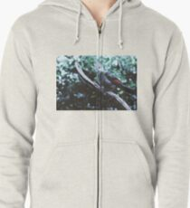 City Wildlife  Zipped Hoodie
