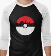 New London - Community Day Men's Baseball ¾ T-Shirt