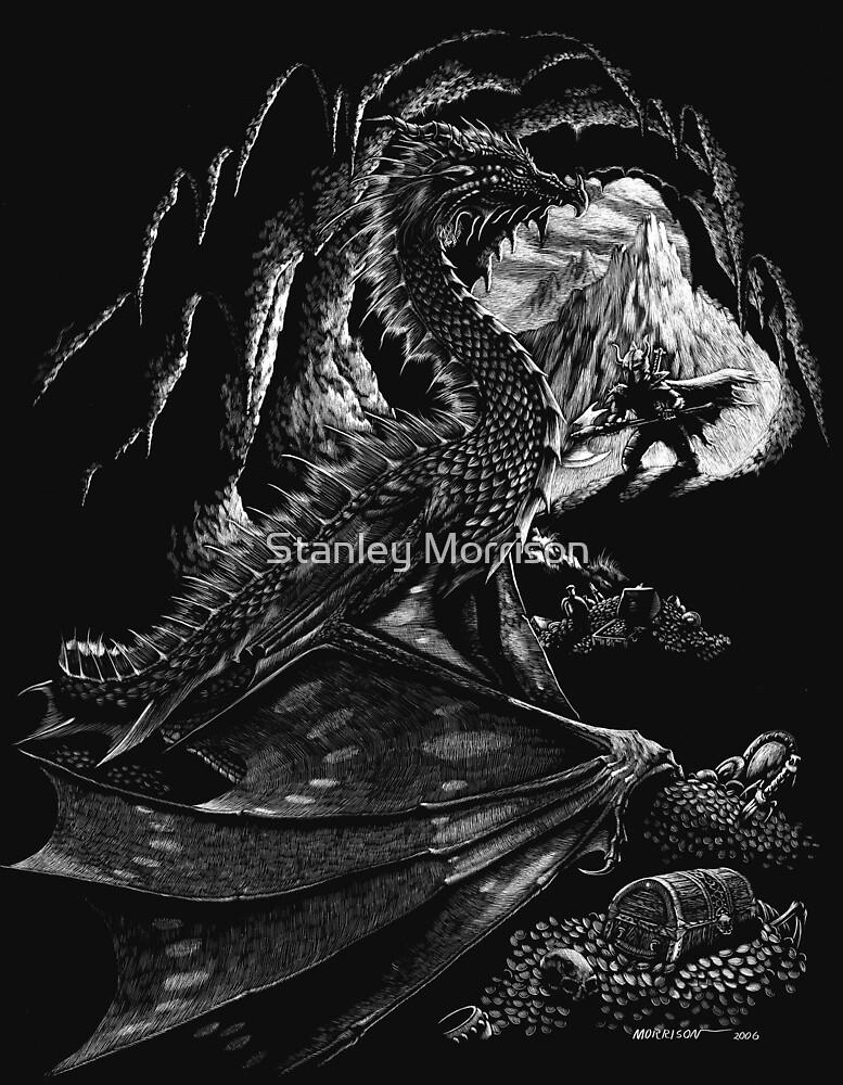 Dragon's Treasure by Stanley Morrison