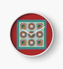 Yin Yang and Spiral Clock